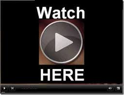Watch here sign with a play button for streaming video