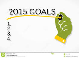 2015 New Years Resolutions